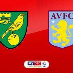 Norwich – Villa; A tough one.
