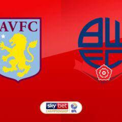 Villa – Bolton; Home advantage should see us through.