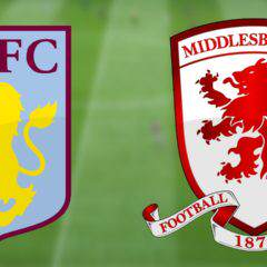 Villa – Boro; Now this is a really big game!